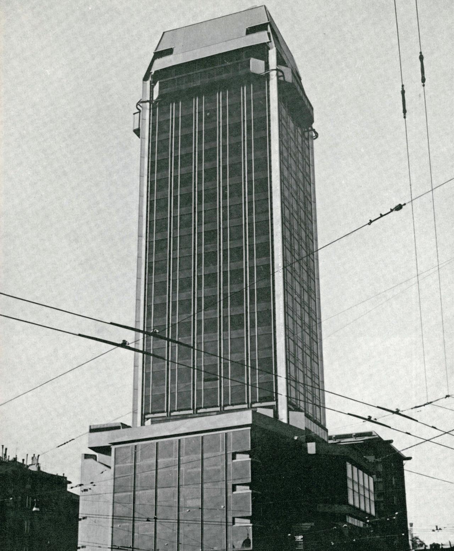 grattacielo slide