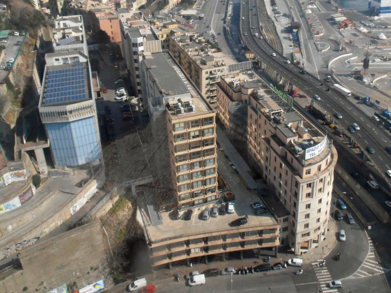 Complesso di Via Cantore e Via Milano