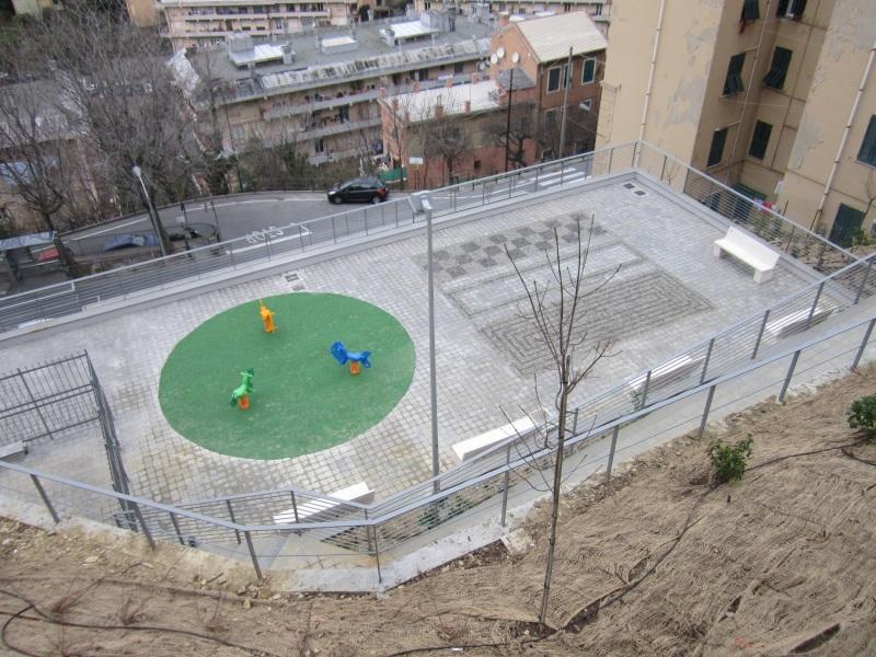 Park Via Balestrazzi