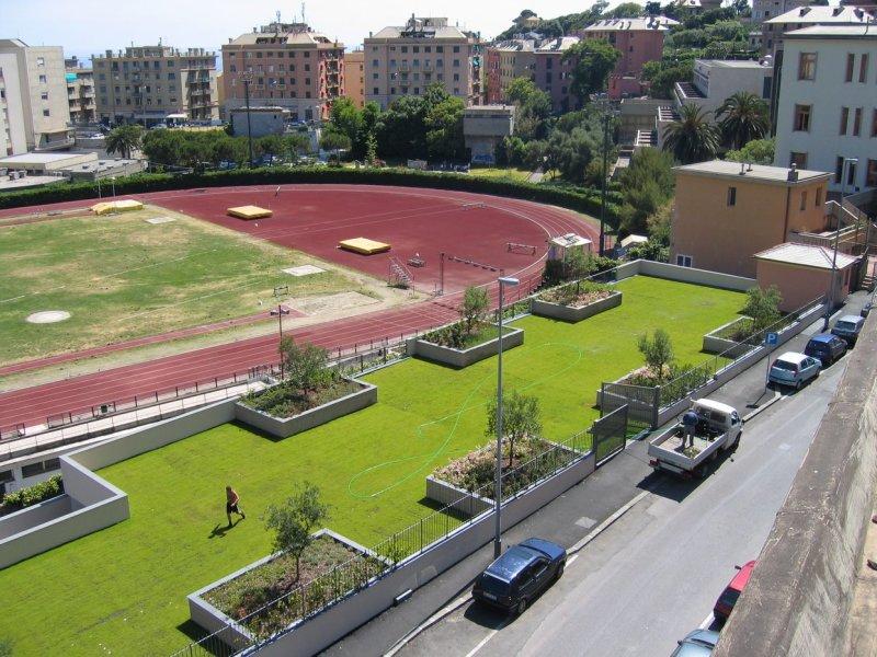 Park Via Vittorino Era