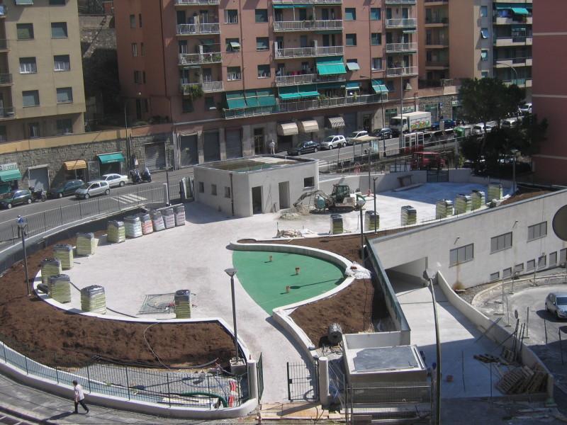 Park Via Napoli