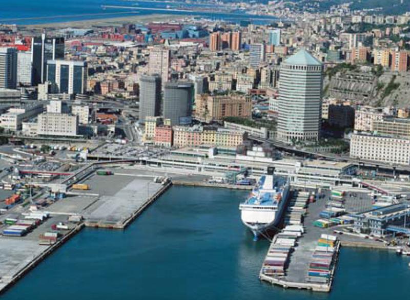 Nuova Sede della Polizia di Frontiera di Genova