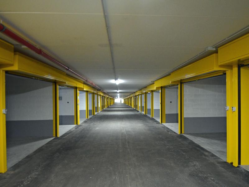 Parcheggio di Via Monte Zovetto
