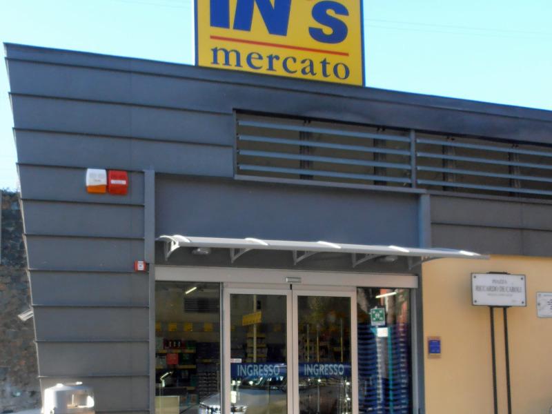 Nuovo Supermercato IN'S a Teglia